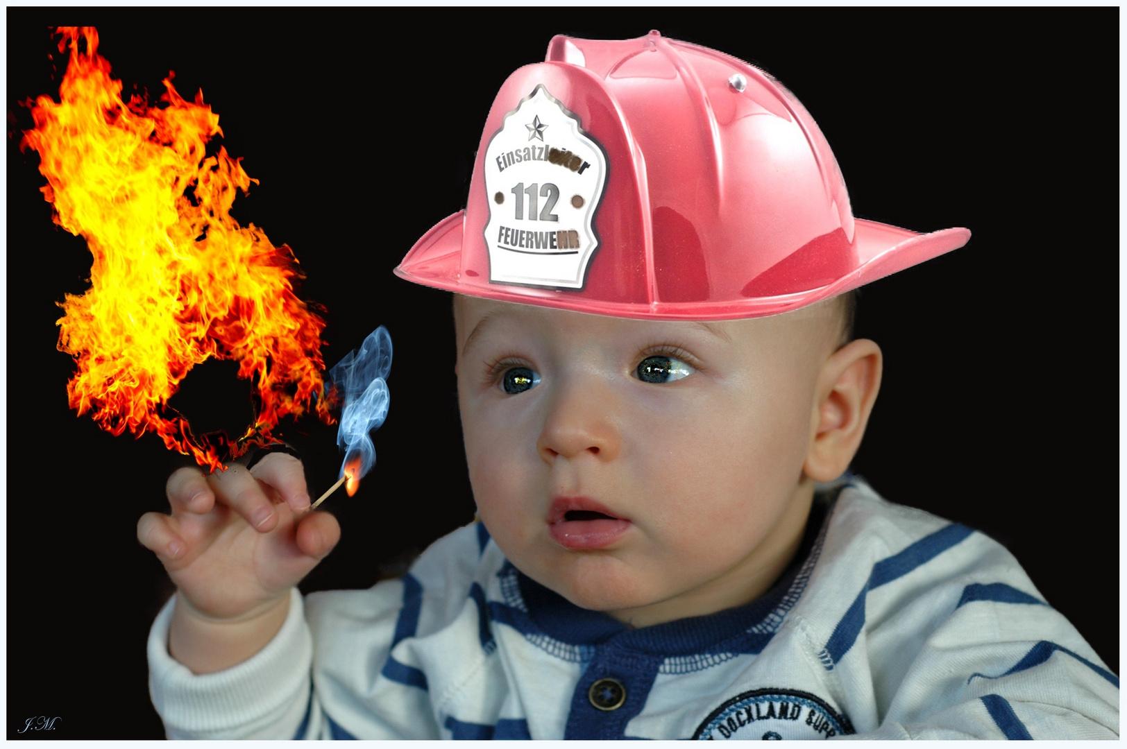Mein Feuerwehrmann
