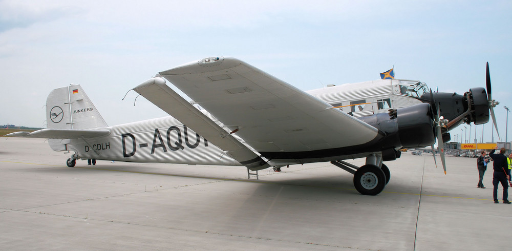 Mein Flug mit der JU-52 am 21.05.2008 in LEJ _10