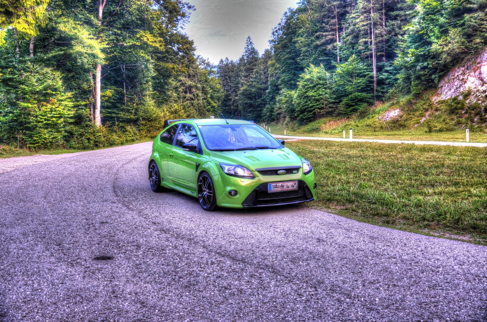 Mein Focus RS
