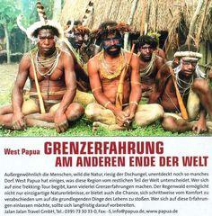 """Mein Foto in der Zeitschrift """"Trekkers world"""""""