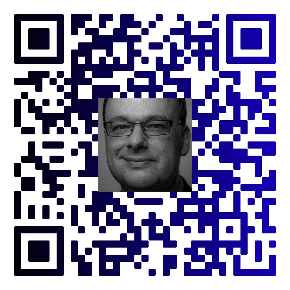 Mein fotocommunity Portfolio QR Code :-)