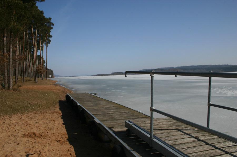 Mein gefrorener Surf Home Spot