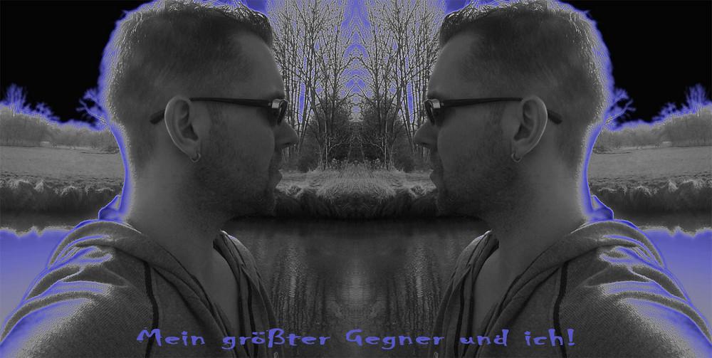 MEIN GEGNER & ICH