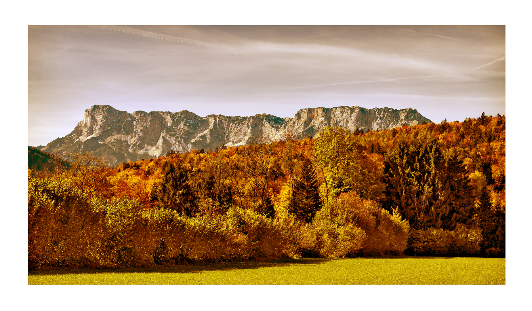 Mein goldener Herbst!