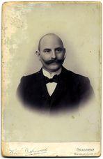 Mein Großvater um 1905