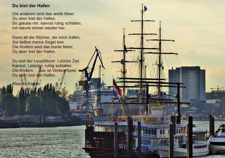 ...mein Hafen...