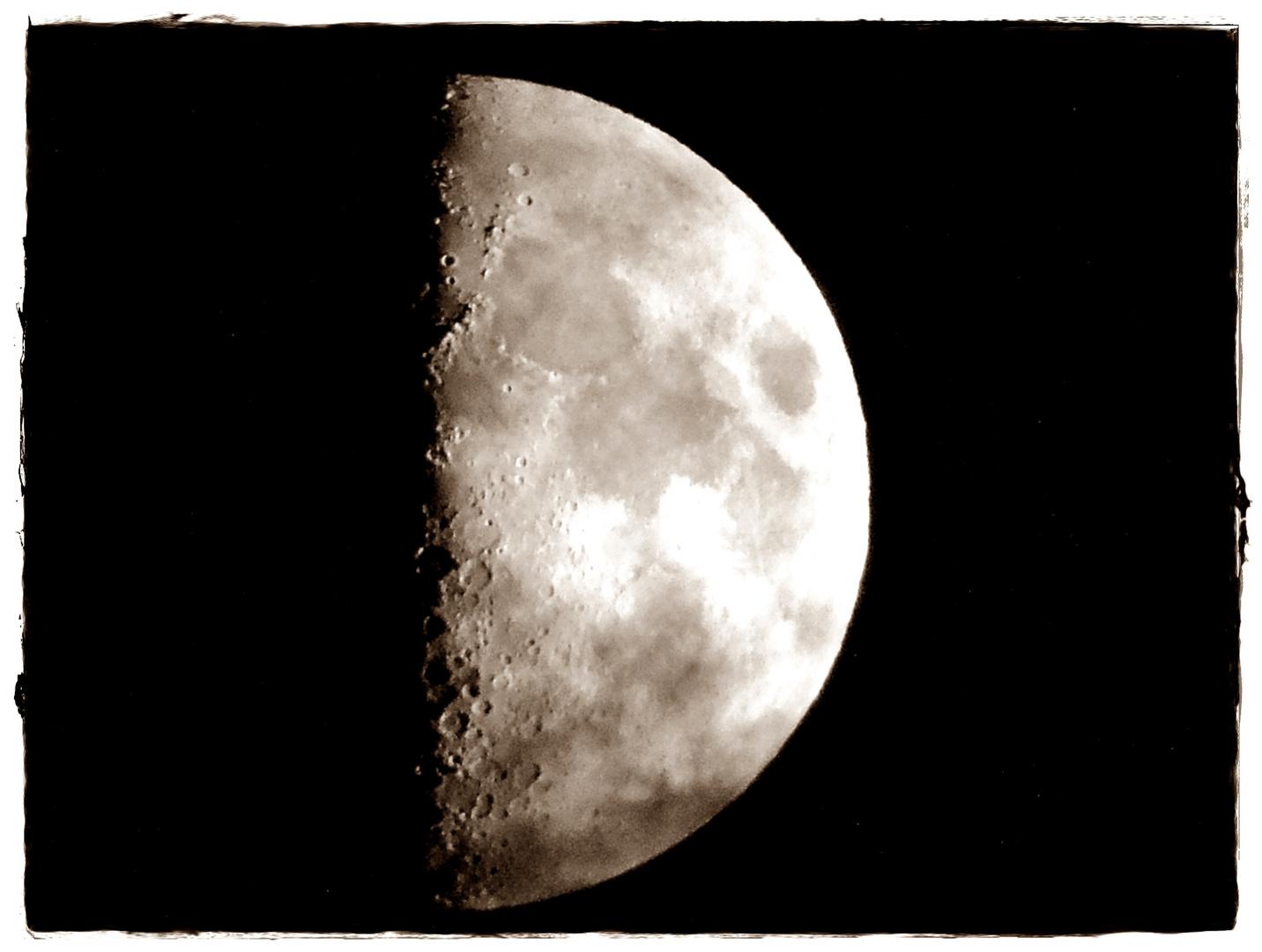 Mein halber Mond