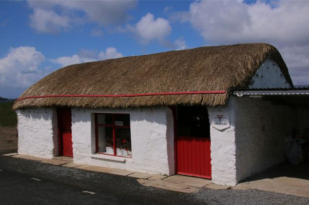 Mein Haus in Irland....