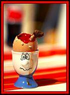 Mein Heutemorgen Ei !