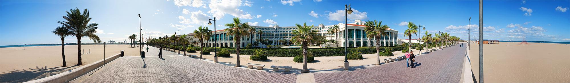 Mein Hotel in Valencia
