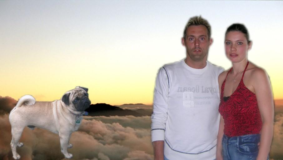 Mein Hund, Andrösle und ich