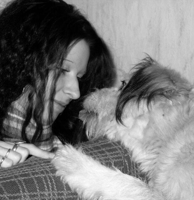 Mein Hund u. ich