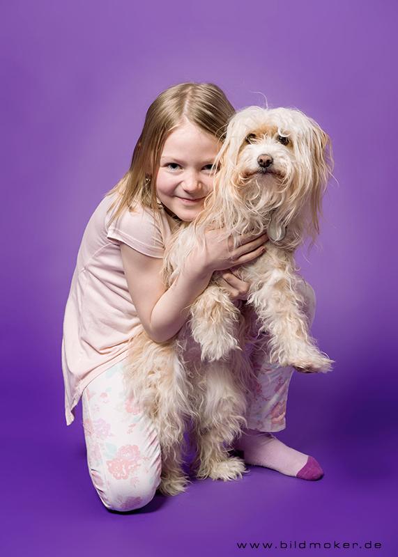 Mein Hund und ich
