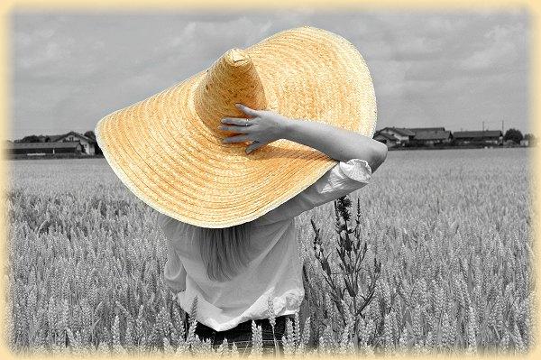Mein Hut der steht mir gut :o)