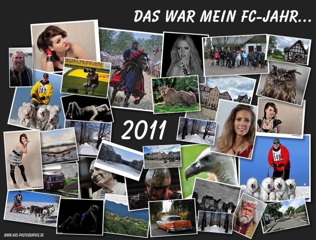 Mein Jahresrückblick 2011
