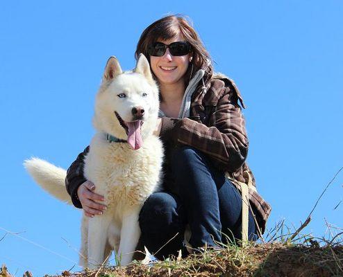 Mein Kind und mein Hund