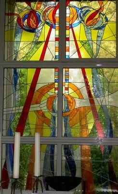 mein Kirchenfenster