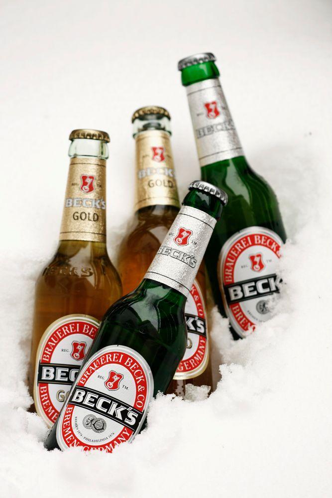 Mein kleiner Becks Kühlschrank Foto & Bild   stillleben, essen ...