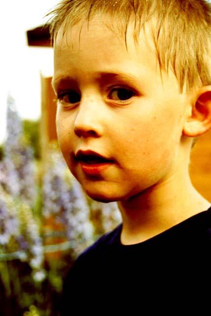 Mein kleiner Bruder