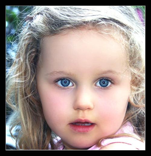 ...mein kleiner Engel hat