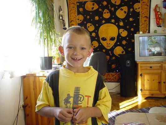 Mein kleiner Freund Michael
