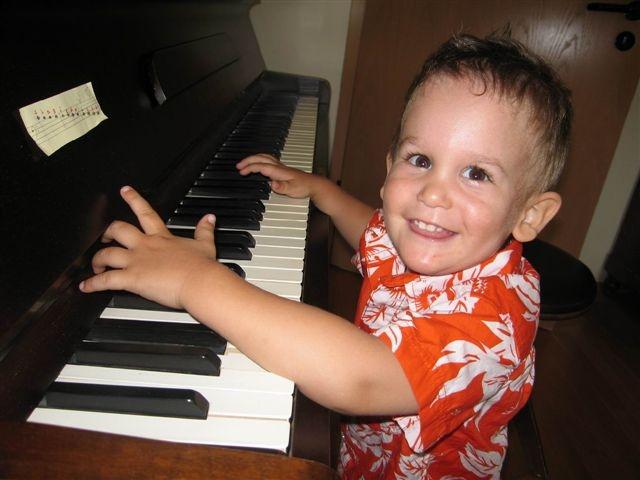 Mein kleiner Pianist