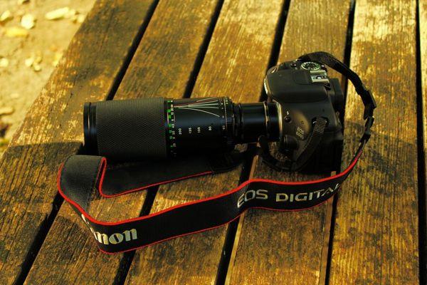 Mein kleiner schwarzer Schatz die Canon EOS 600D
