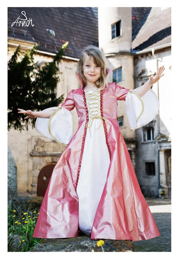 Mein kleines Burgfräulein 1