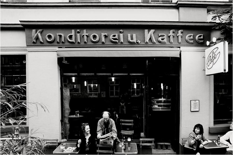 Mein kleines Café in Krefeld