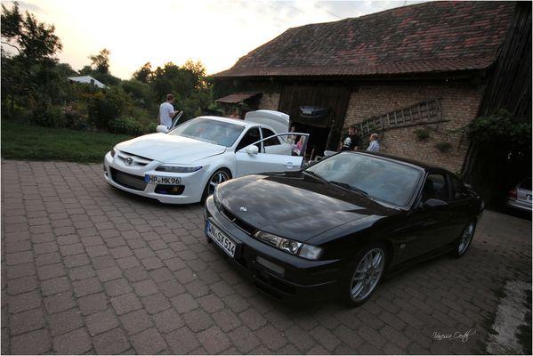 Mein Kouki und der Mazda6 MPS