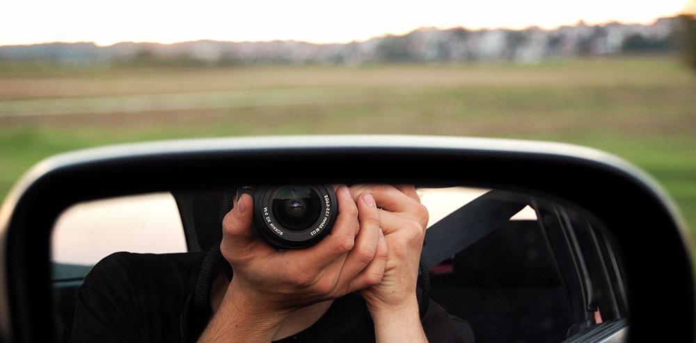 Mein Leben als Beifahrer