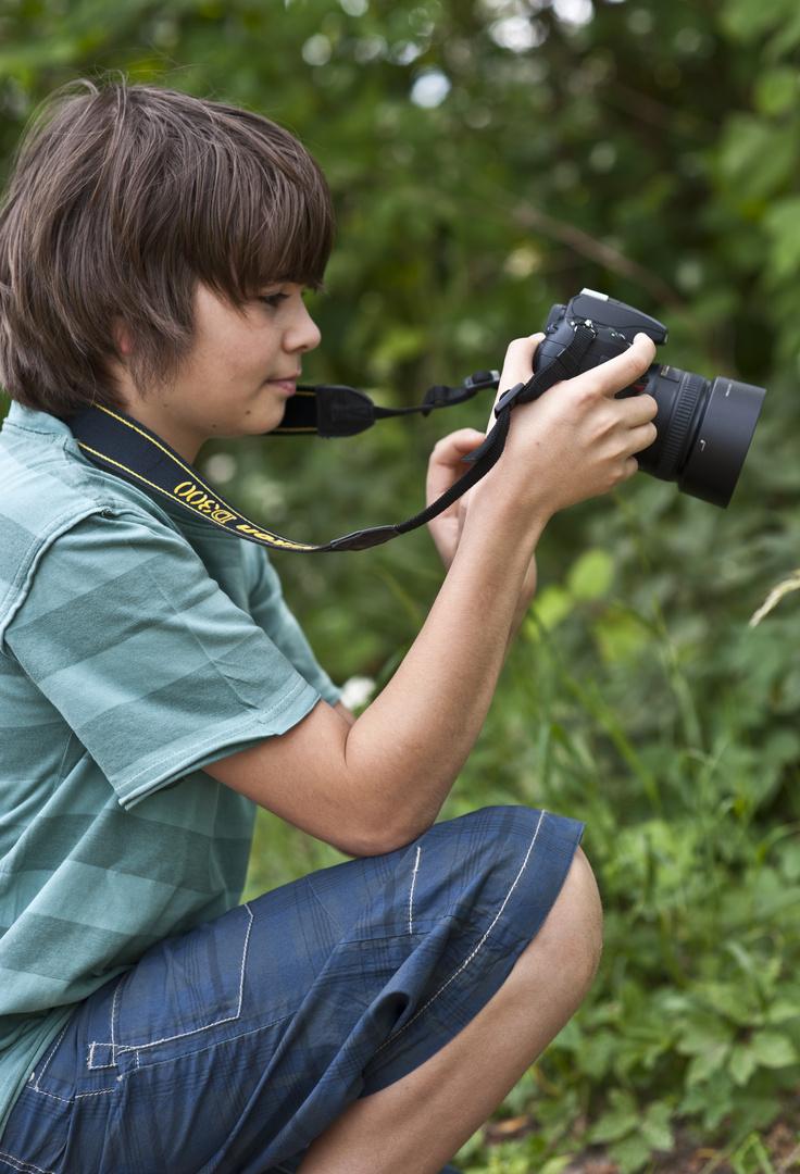 Mein Lieblingsfotograf ; ))