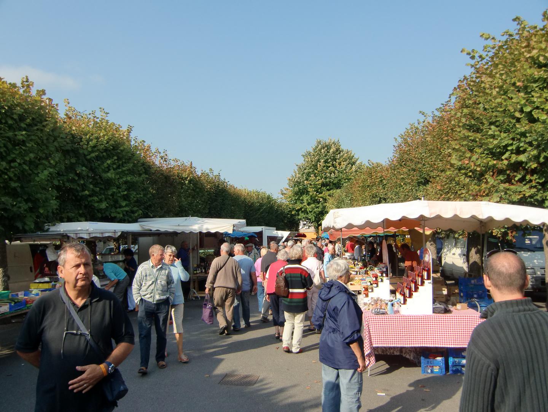 Mein Lieblingsmarkt in Pont l Abbe