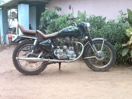 Mein Lieblingsmotorrad