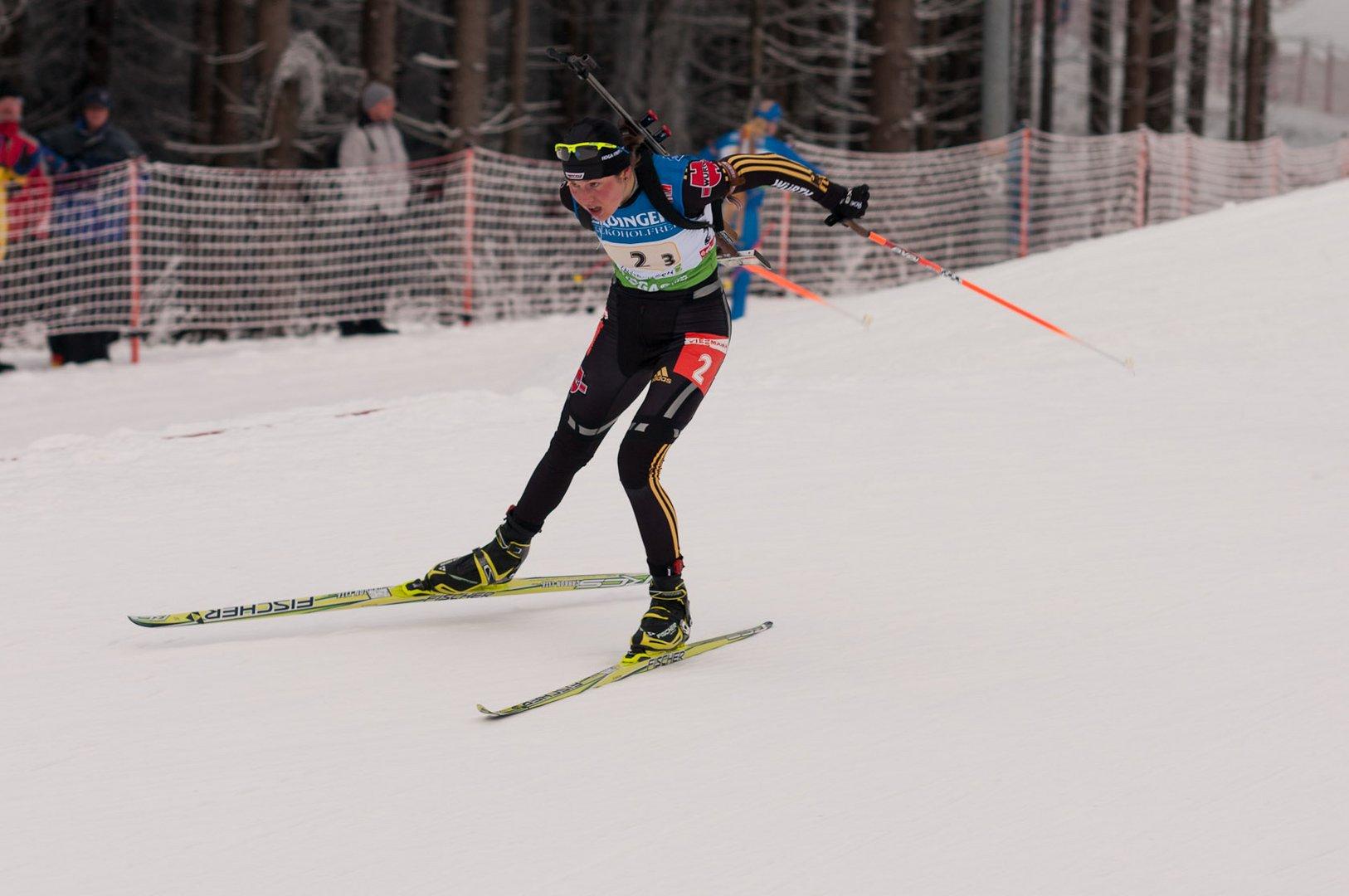 Mein Lieblingssport: Biathlon