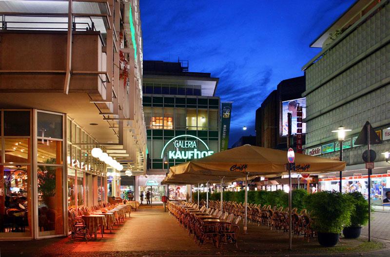 Mein Lieblingsstrassencafe in Krefeld
