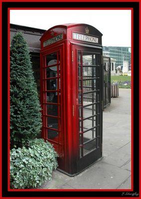 Mein Londonbeitrag!
