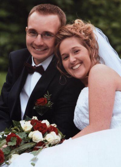 Mein Mann und ich - Ein glückliches Paar