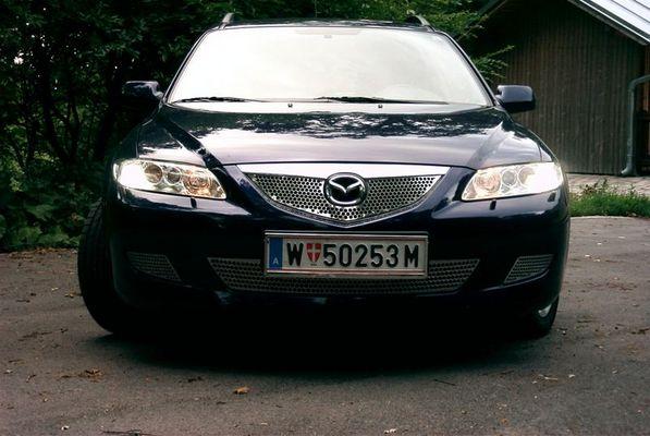Mein Mazda 6 Sport GT Kombi 2.0