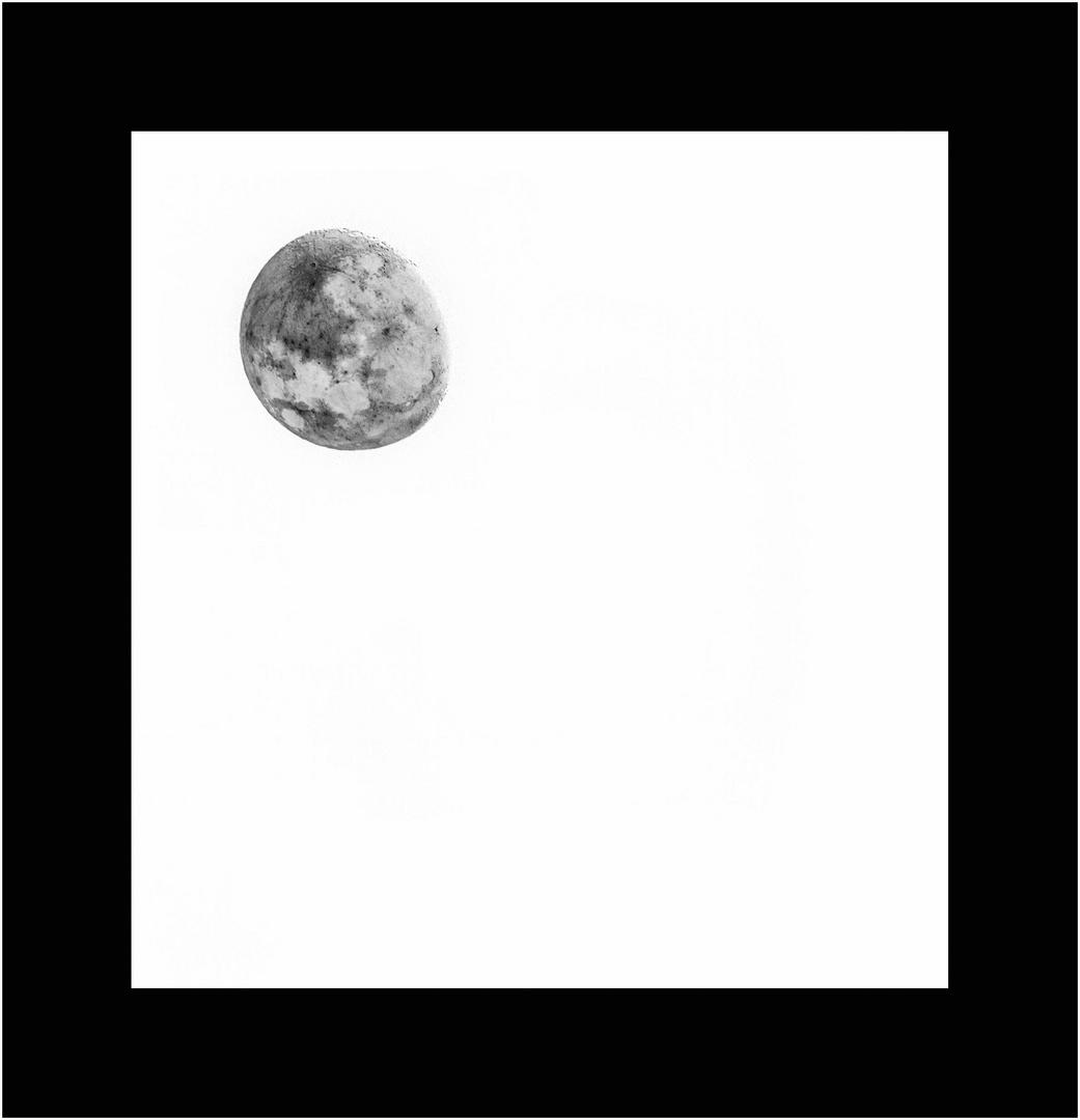 Mein Mond + strg+i