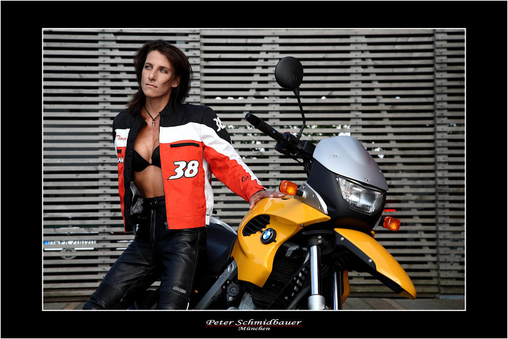 Mein Moped und ICH
