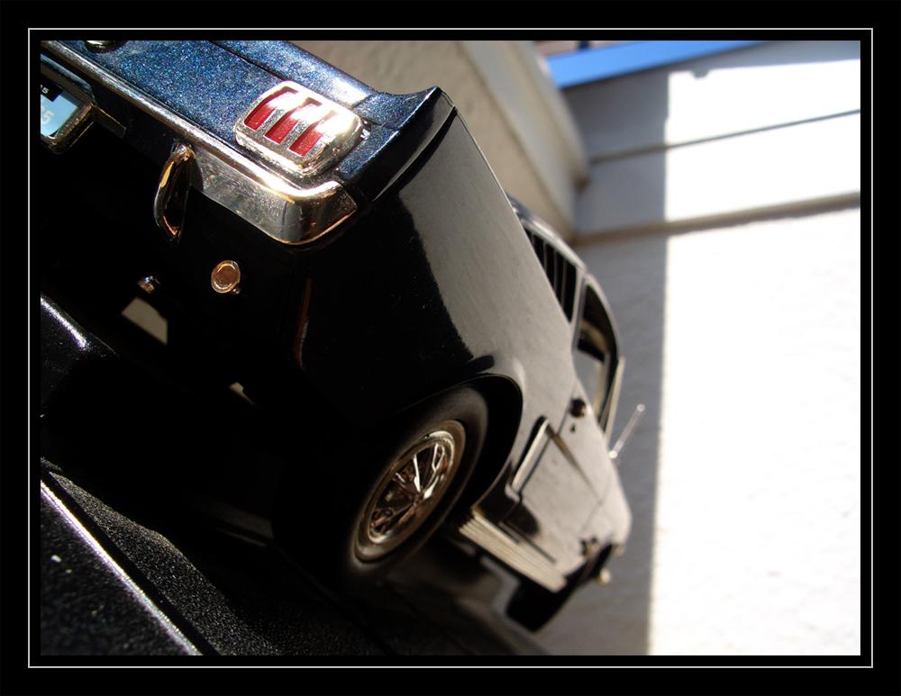 Mein Mustang...