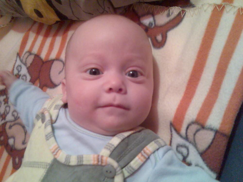 Mein Neffe