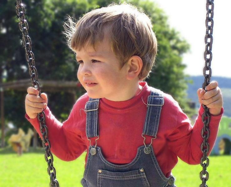 Mein Neffe Finn Ole...