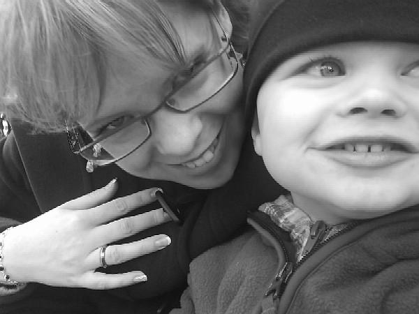 Mein Neffe und ich
