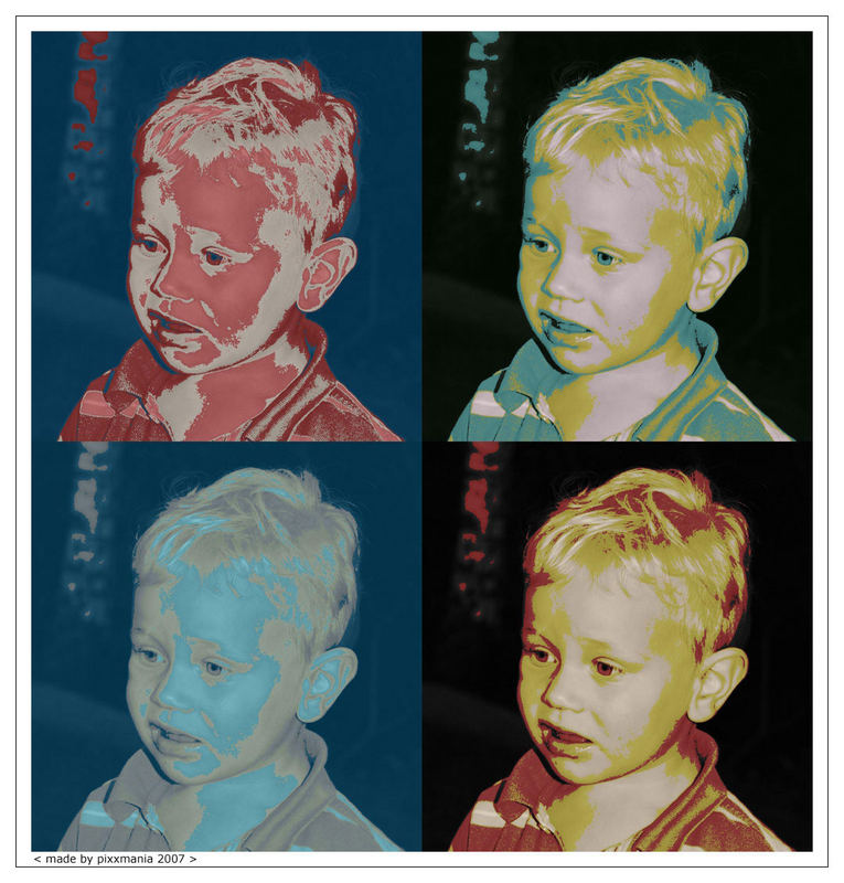 Mein Neffe x 4