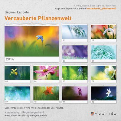 *** Mein neuer Fotokalender für 2014 ...***