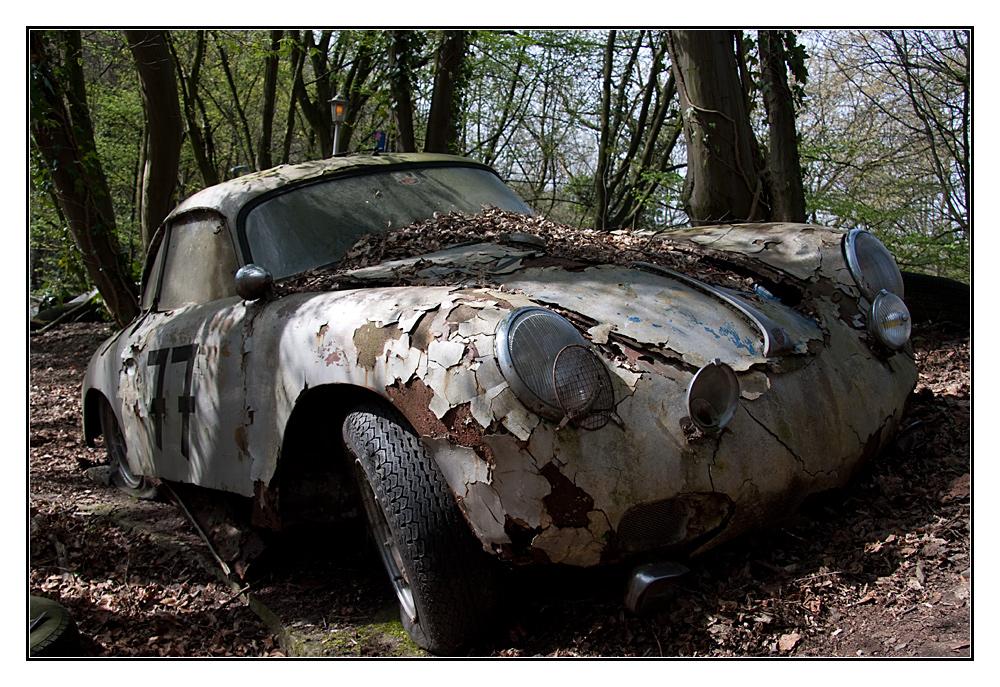 mein neuer Porsche ;-)