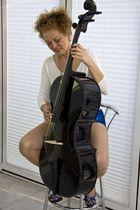 Mein neues Cello