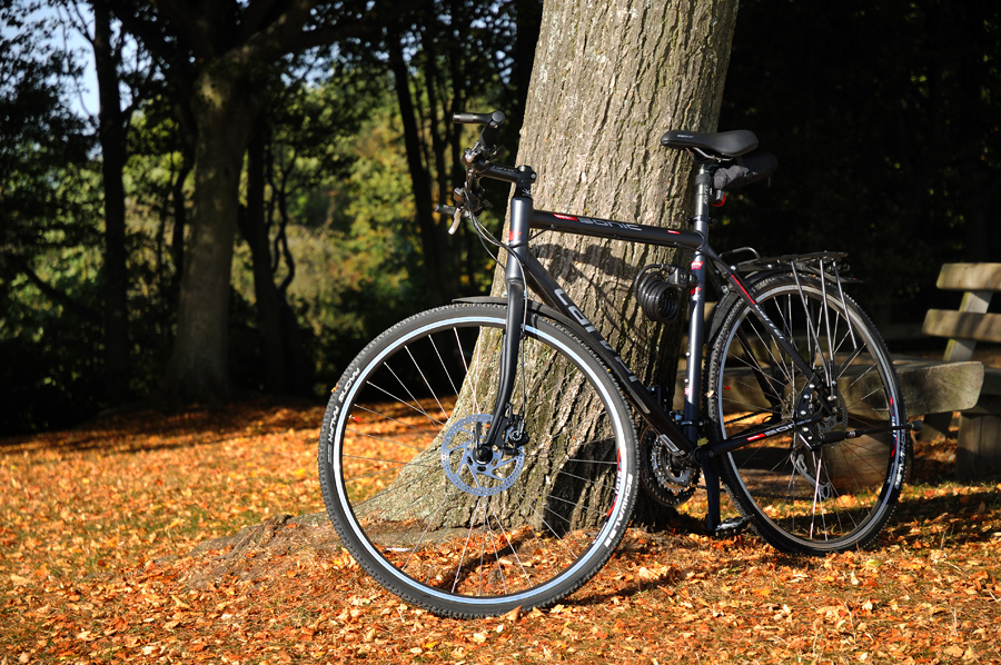 Mein neues Crossbike!